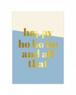 studio-stationery-xmas-card-happy-ho-ho-ho-per-5-p