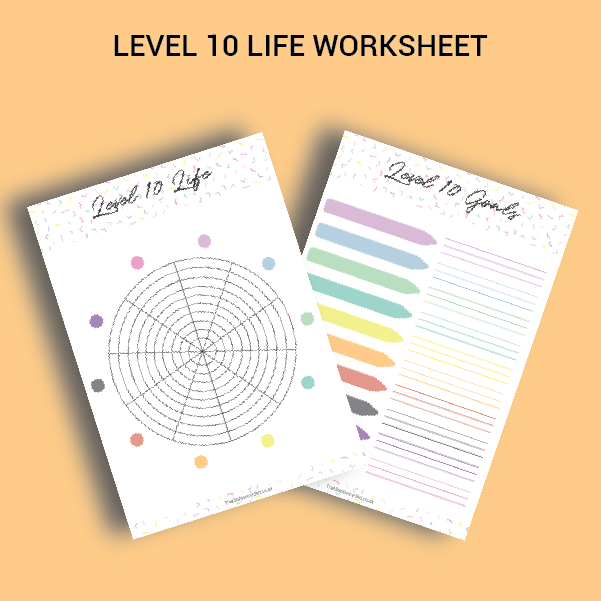 graphic about Level 10 Life Printable named Objective Designing Printable Package