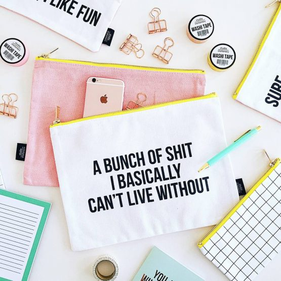 studio-stationery-canvas-bag-bunch-of-shit-xl-per-2